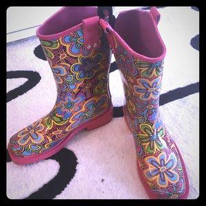 Rain boots ☔️